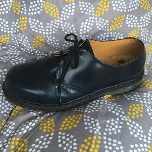 DR MARTENS classic 1461 3 hole tie oxford